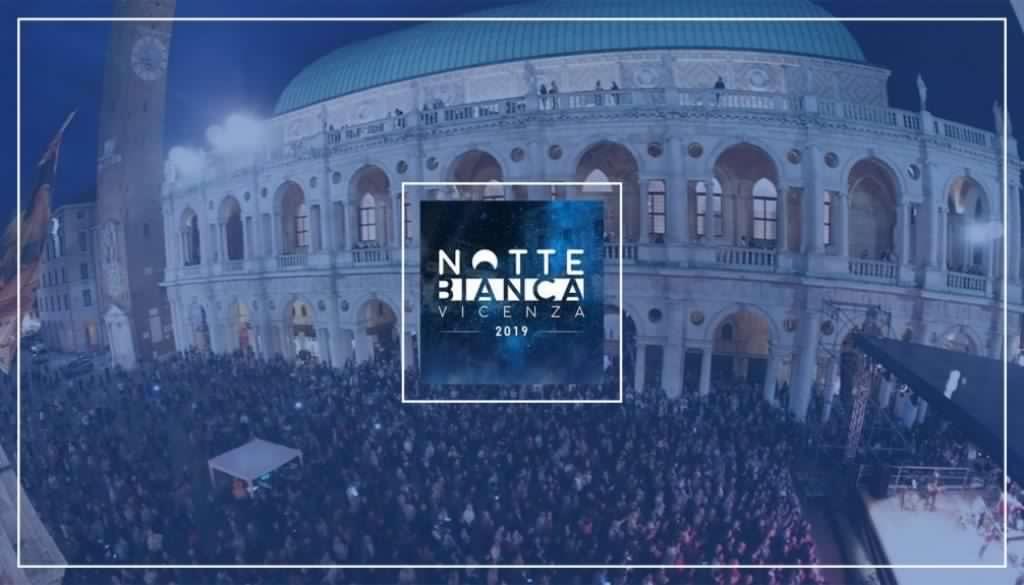 Piazza dei Signori, Notte Bianca 2019