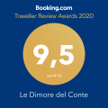 Traveller Review Awards 2020 Dimore del Conte